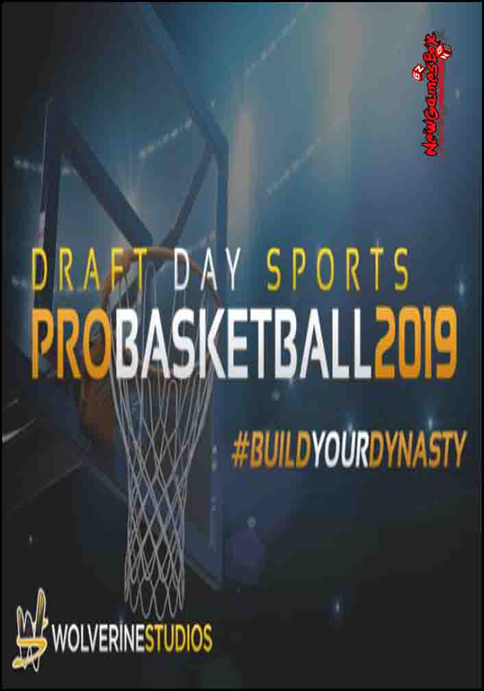 Draft Day Sports Pro Basketball 2019 Free Download