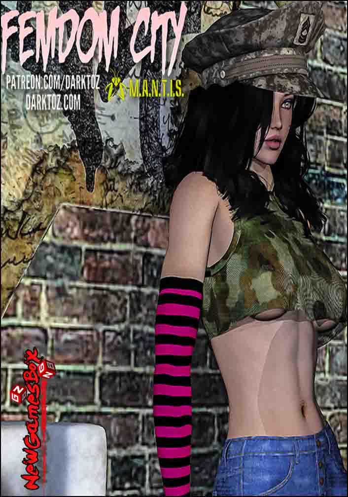 Femdom City MANTIS Free Download