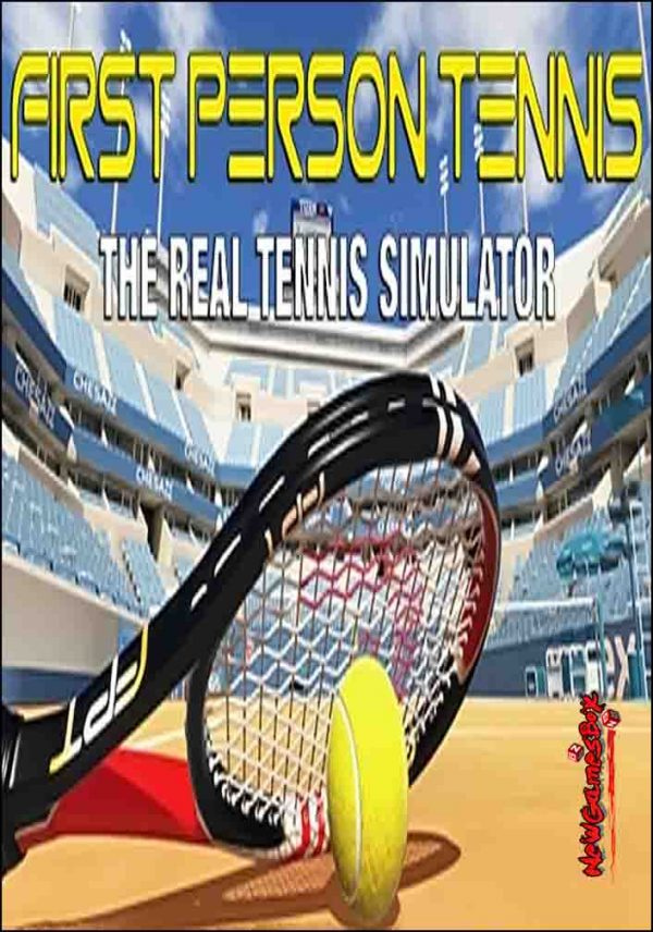 First Person Tennis The Real Tennis Simulator Free Download