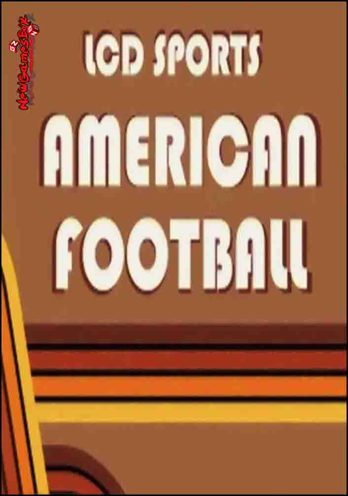 LCD Sports American Football Free Download