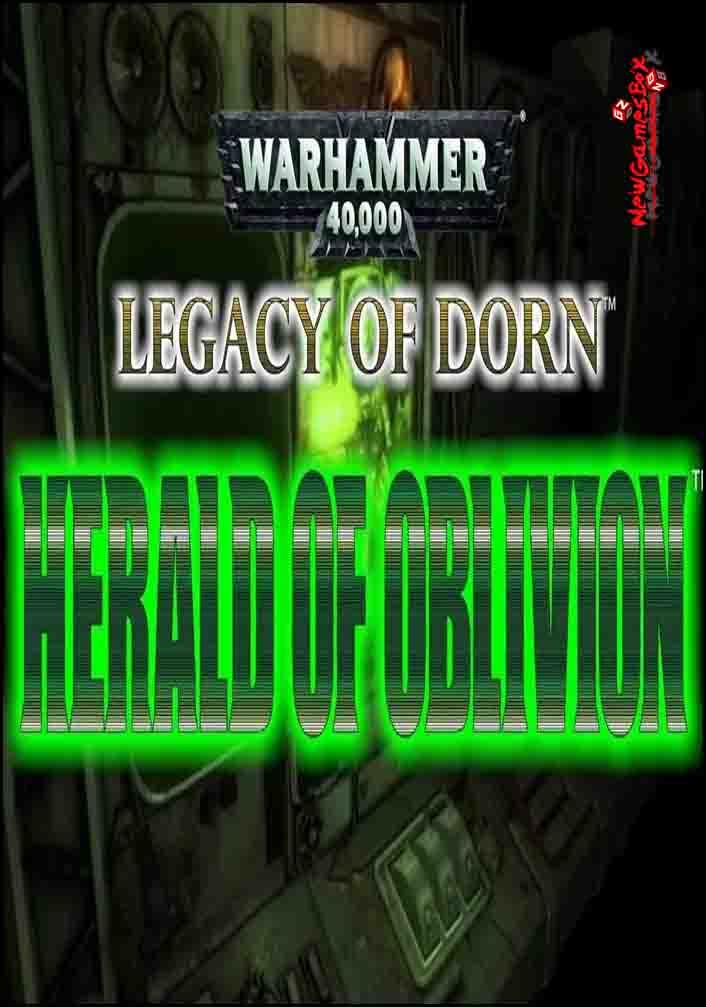 Legacy Of Dorn Herald Of Oblivion Free Download