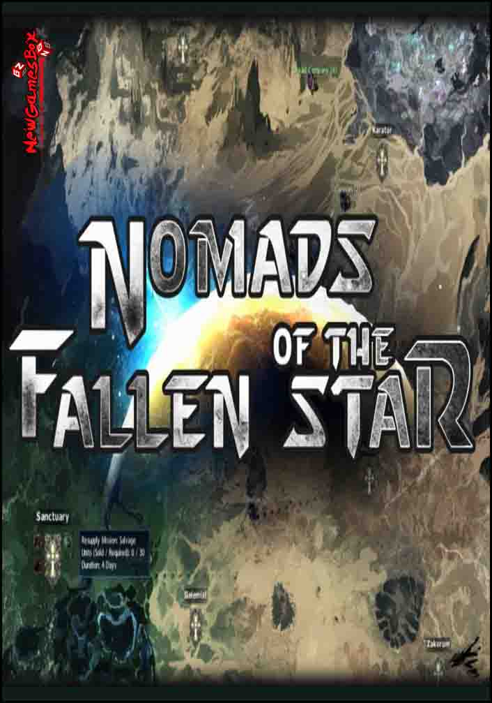 Nomads Of The Fallen Star Free Download