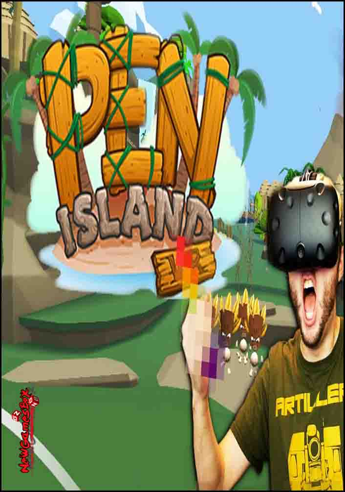 Pen Island VR Free Download