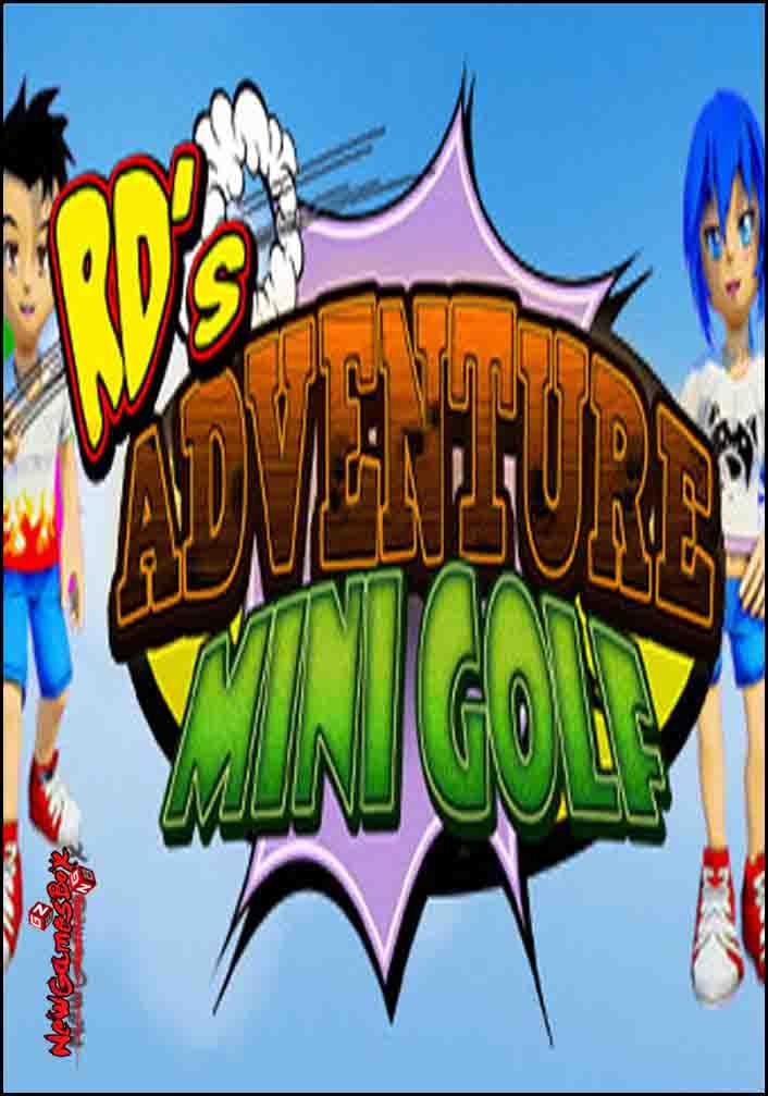 RDs Adventure Mini Golf Free Download
