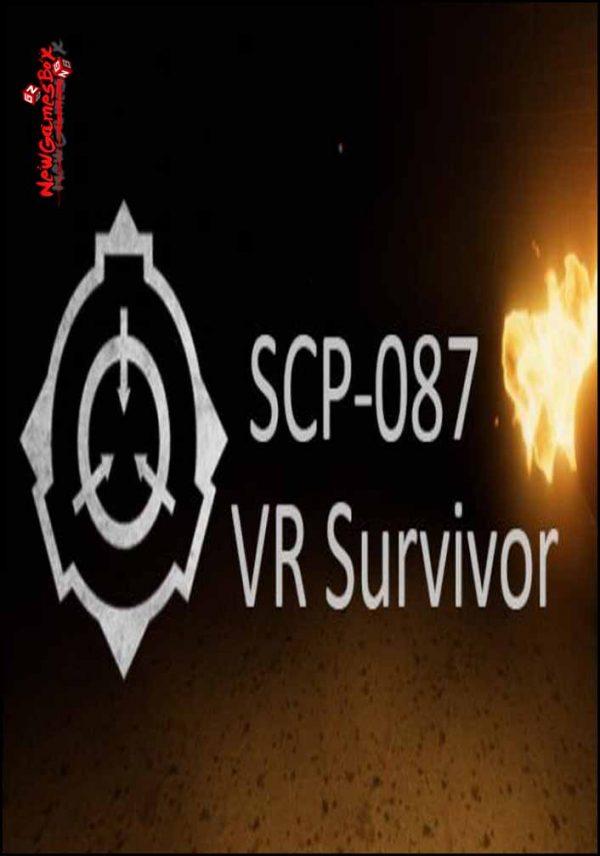 SCP-087 VR Survivor Free Download