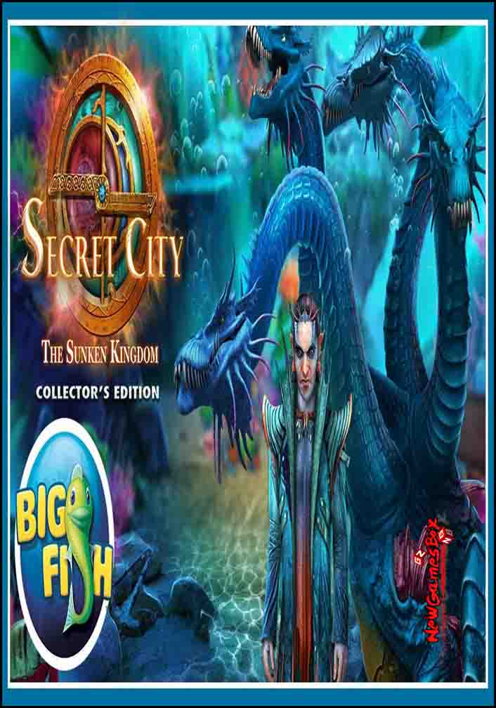 Secret City The Sunken Kingdom Free Download