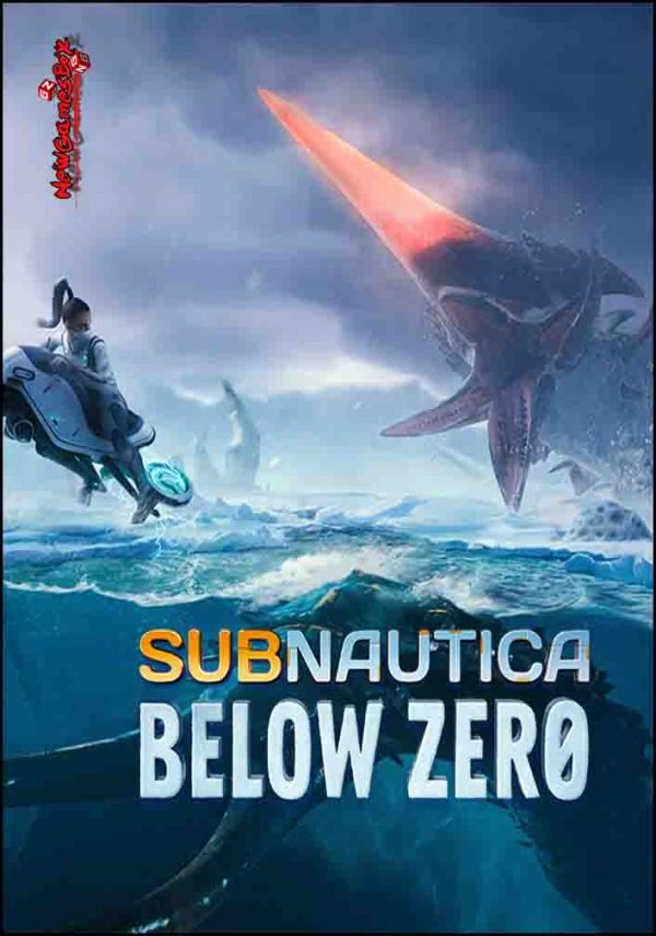 Subnautica Below Zero Free Download