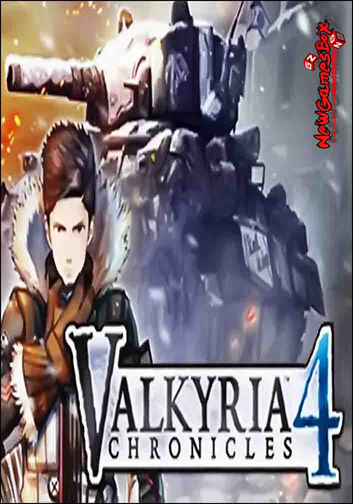 Valkyria Chronicles 4 RPG Free Download