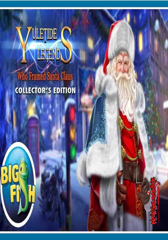 Santa adventure game