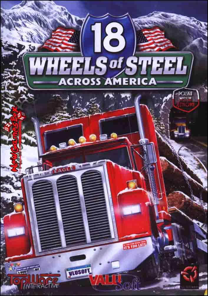 18 Wheels Of Steel Across America Free Download