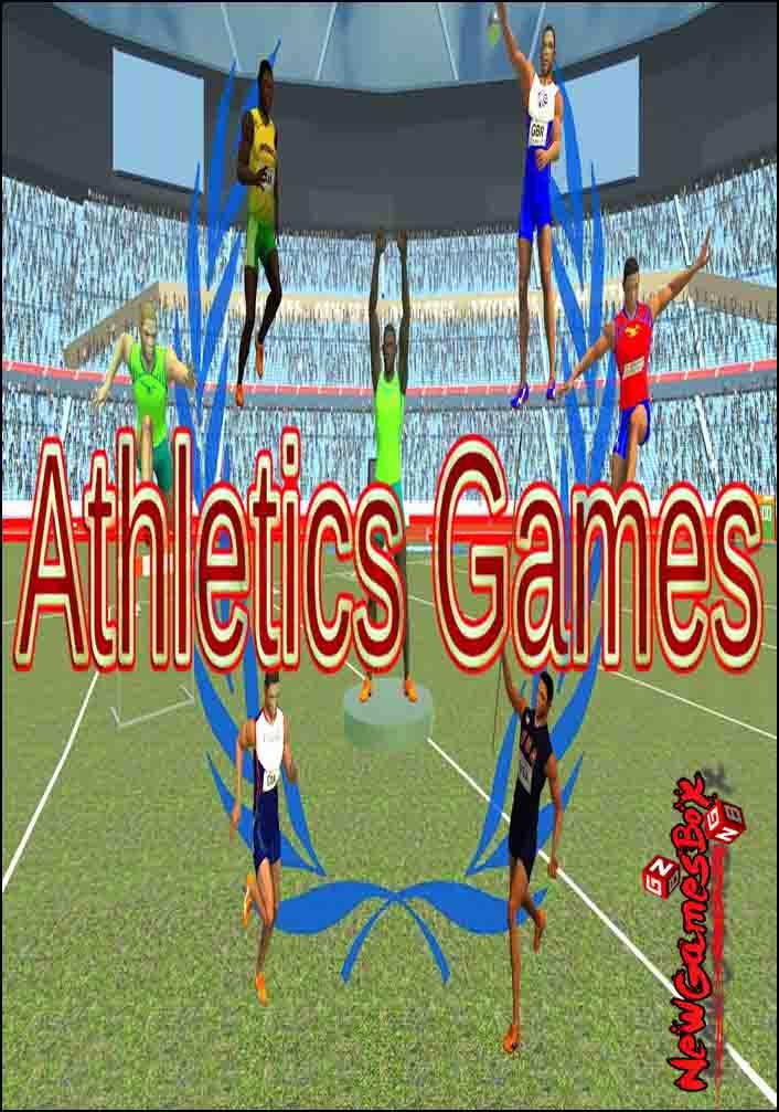 Athletics Games VR Free Download