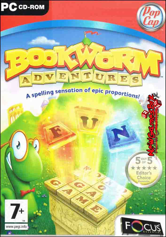 Bookworm Adventures Free Download