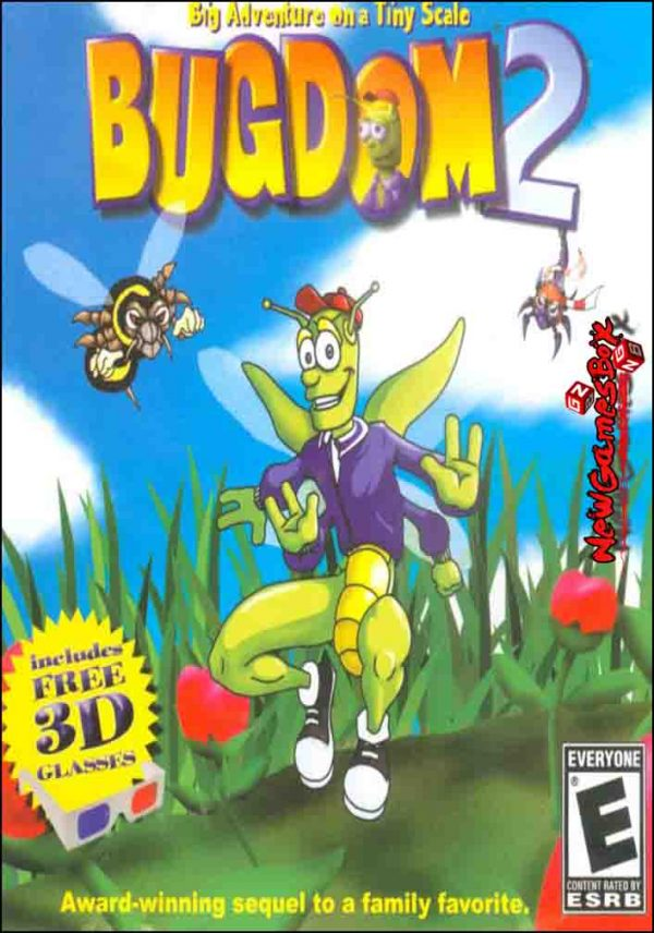 Bugdom 2 Free Download