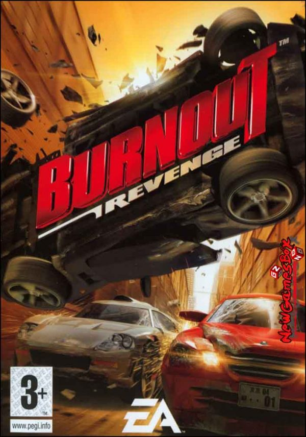 Burnout Revenge Free Download