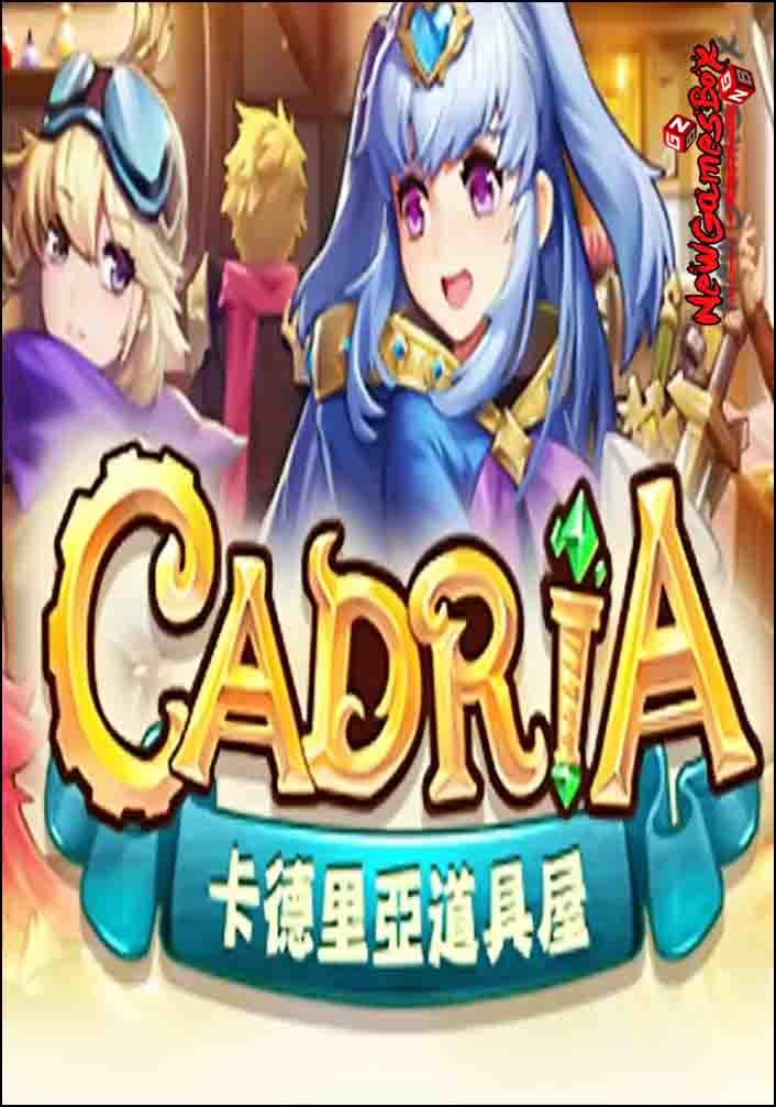 Cadria Item Shop Free Download