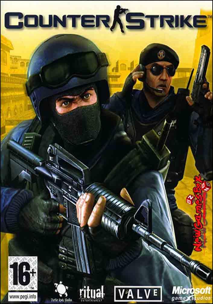 Counter Strike 1 6 Free Download Full Version Pc Setup