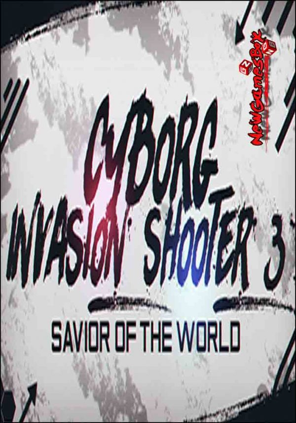 Cyborg Invasion Shooter 3 Free Download