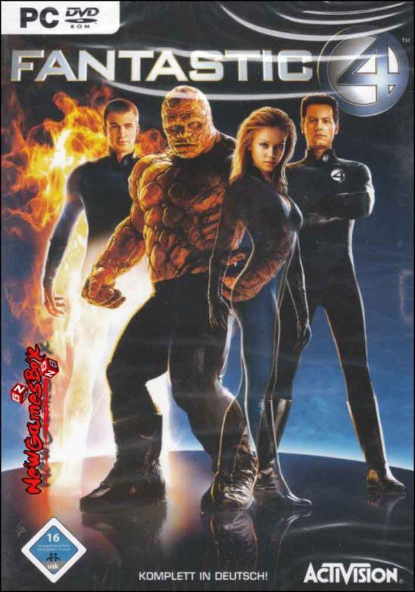 Fantastic 4 Free Download