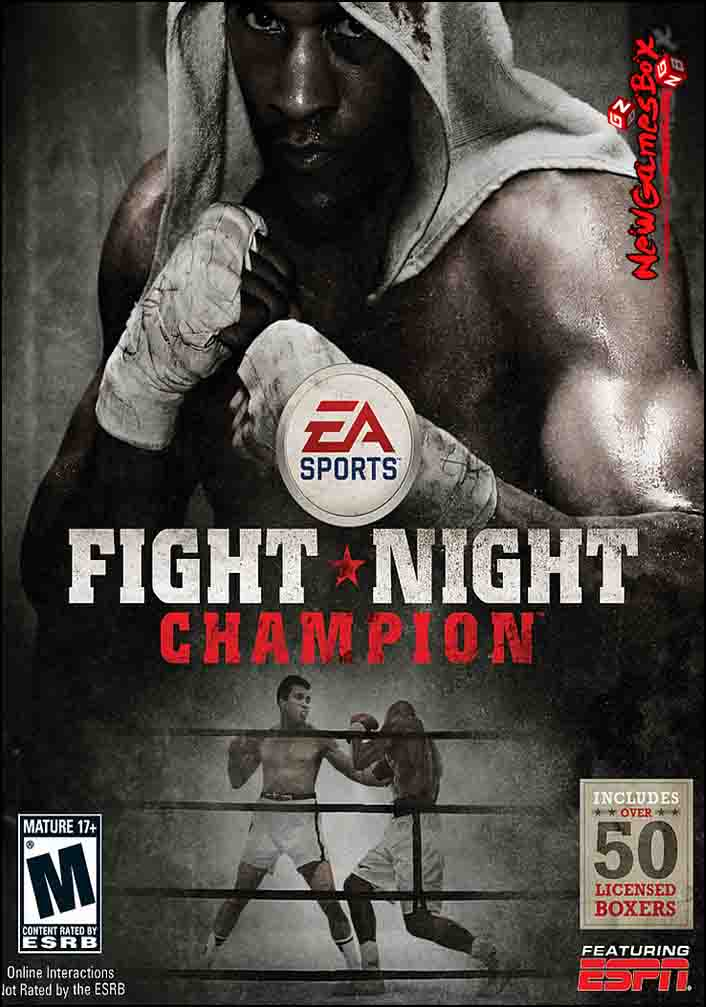 Fight Night Champion Free Download