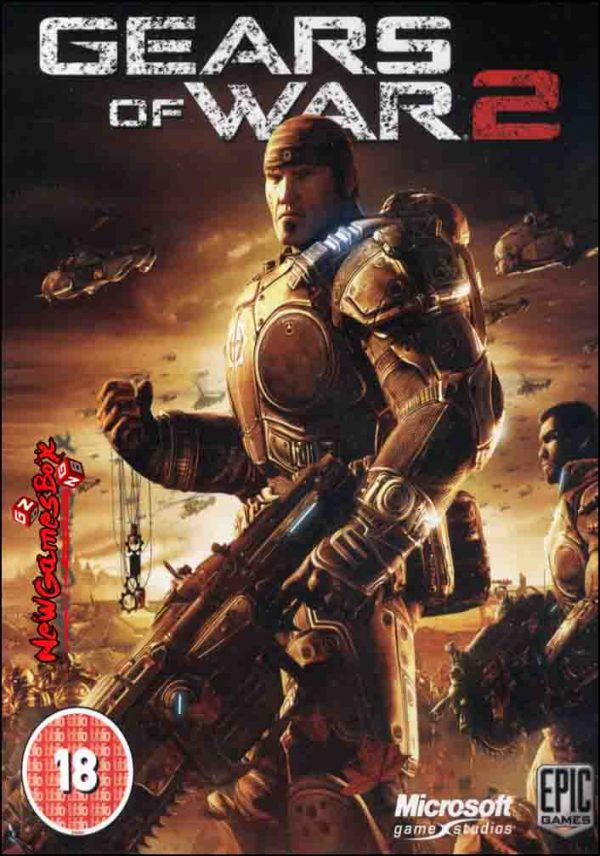 Gears Of War 2 Free Download