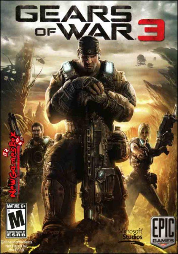 Gears Of War 3 Free Download