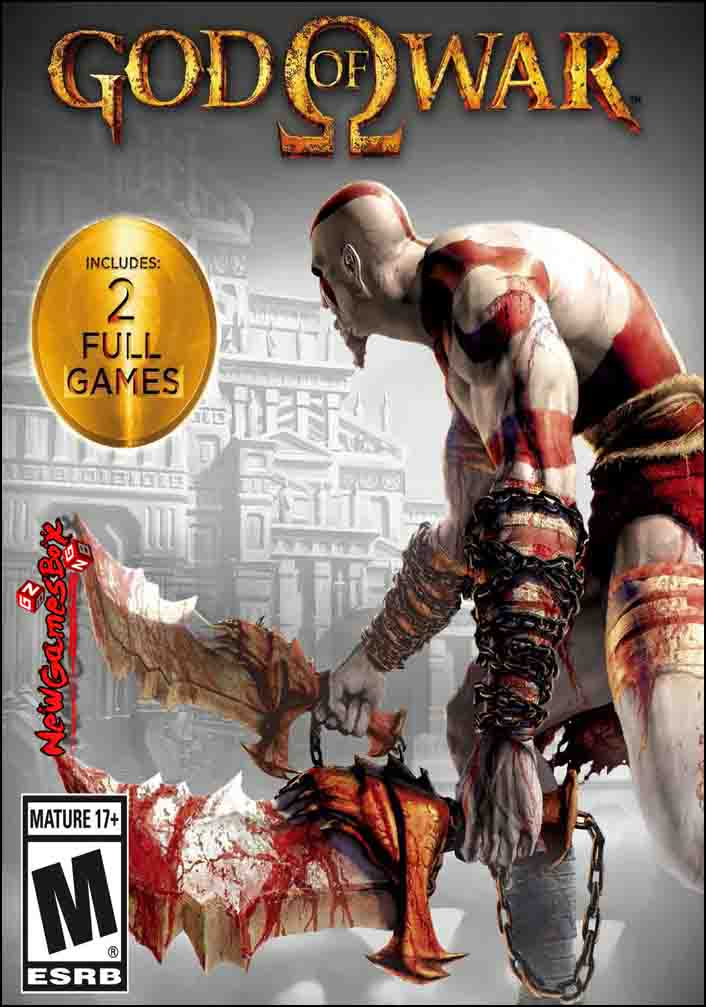 God Of War 1 Game Download Free For PC Full Version
