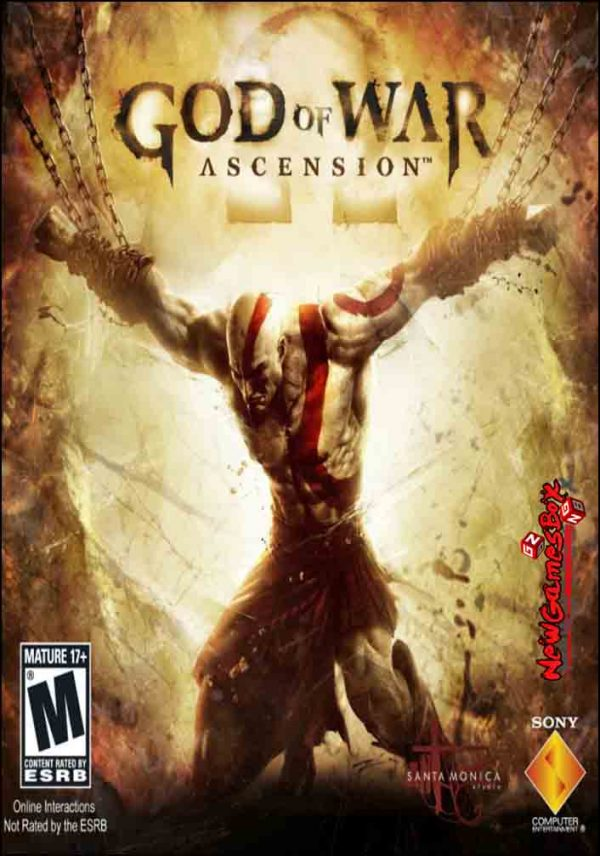 God Of War Ascension Free Download