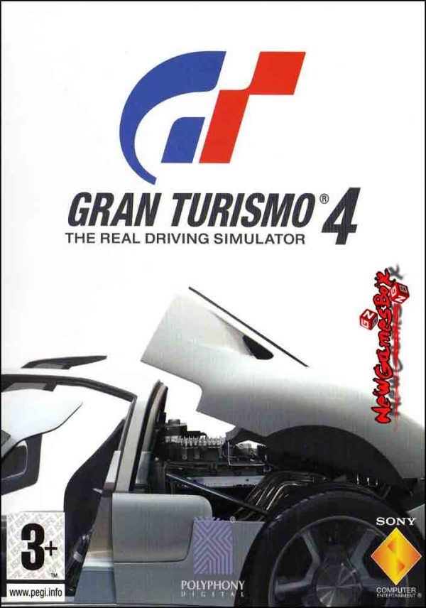 Gran Turismo 4 Free Download