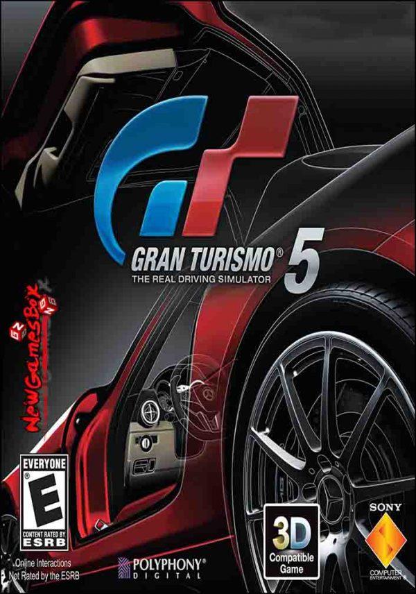 Gran Turismo 5 Free Download