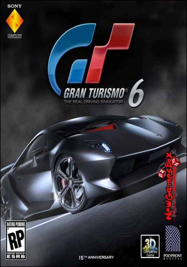 Gran Turismo 6 Free Download