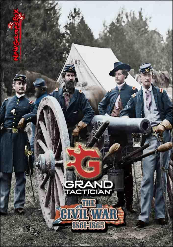 Grand Tactician The Civil War 1861-1865 Free Download