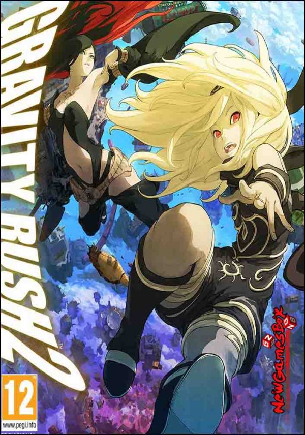 Gravity Rush 2 Free Download