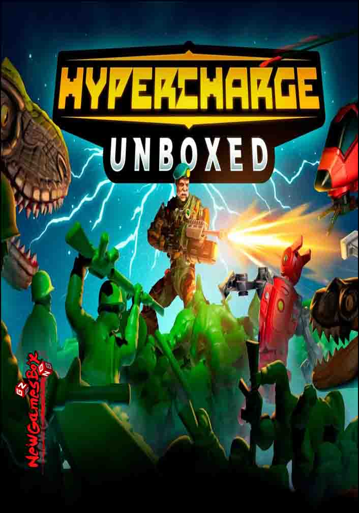 HYPERCHARGE Unboxed Free Download