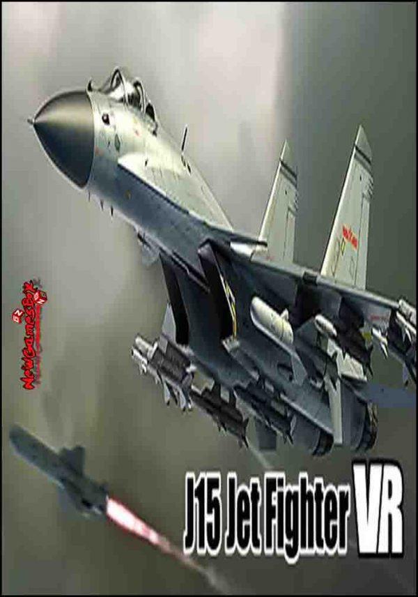 J15 Jet Fighter VR Free Download