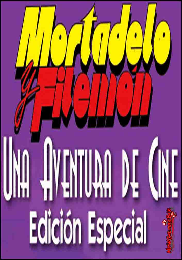 Mortadelo Y Filemon Una Aventura De Cine Edicion Especial Free Download