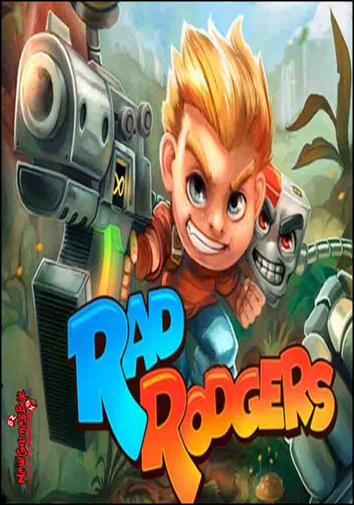 Rad Rodgers Radical Edition Free Download
