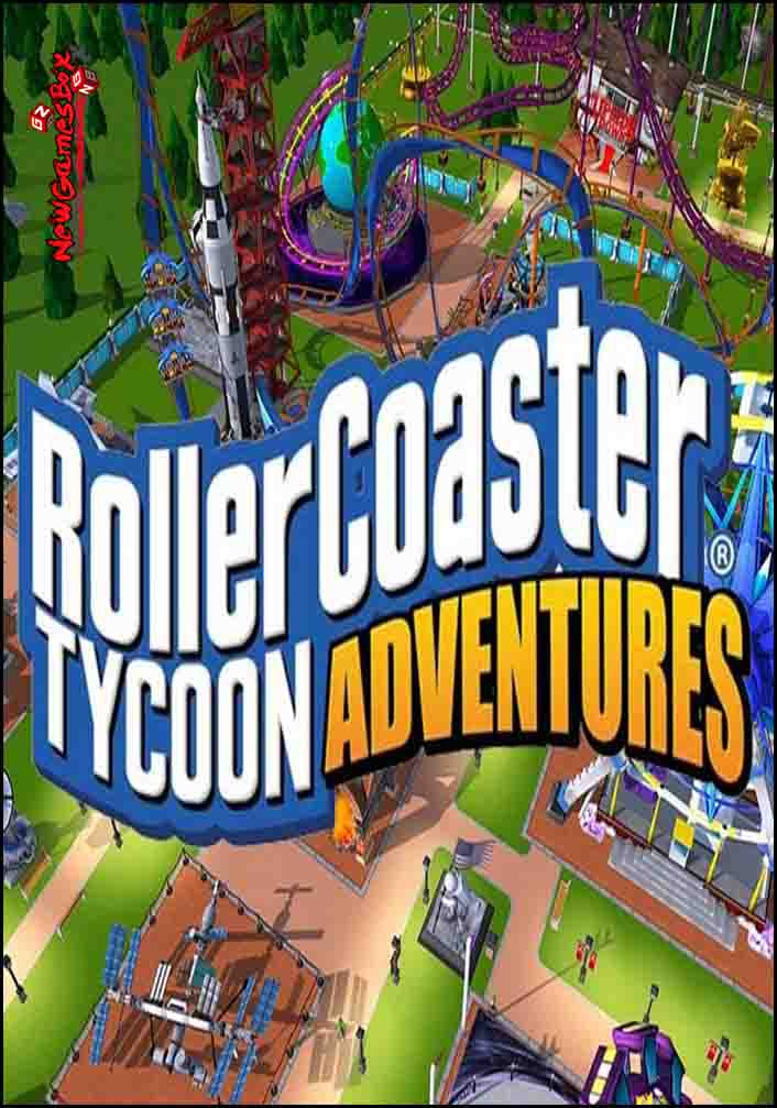 Rollercoaster Tycoon Adventures Free Download PC Setup