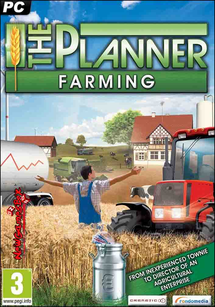 The Planner Farming Free Download