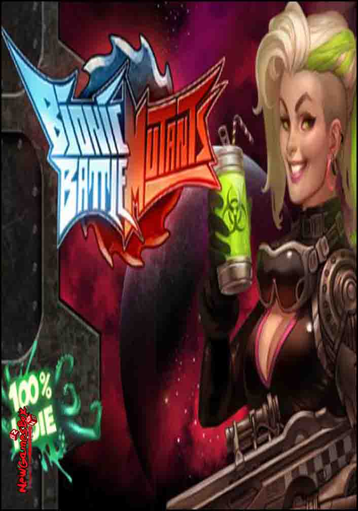 Bionic Battle Mutants Free Download