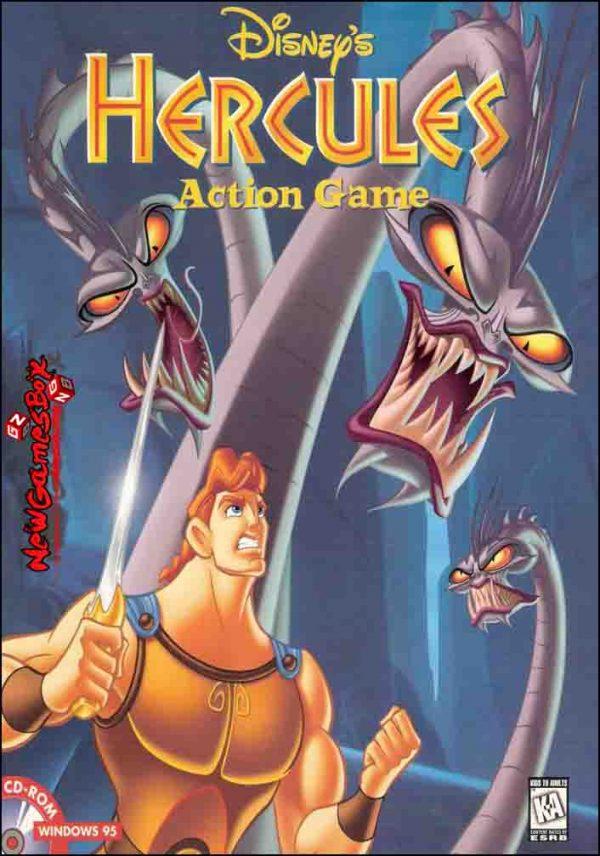 Disneys Hercules Free Download