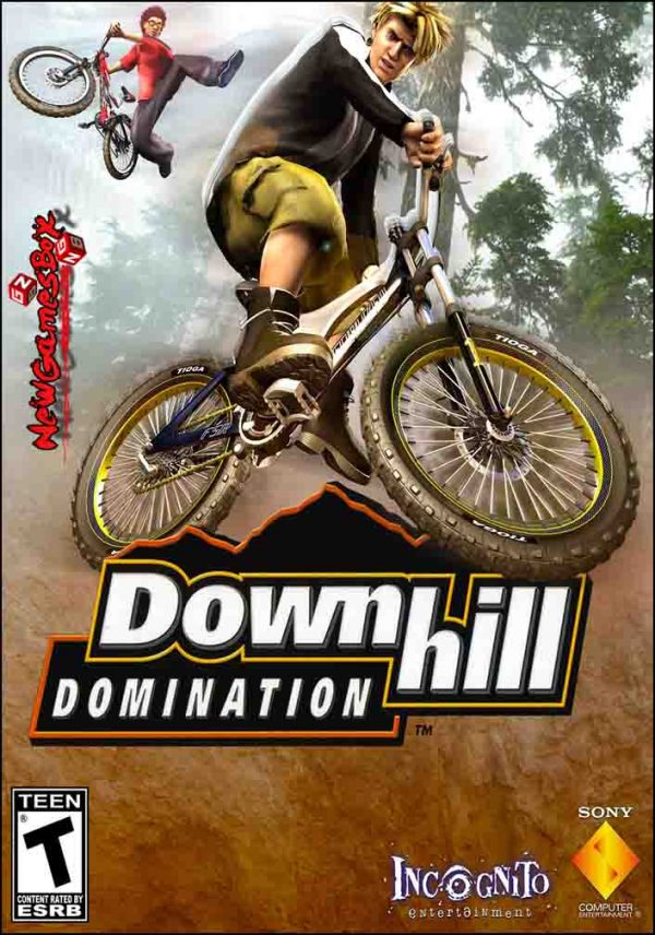 Downhill Domination Free Download