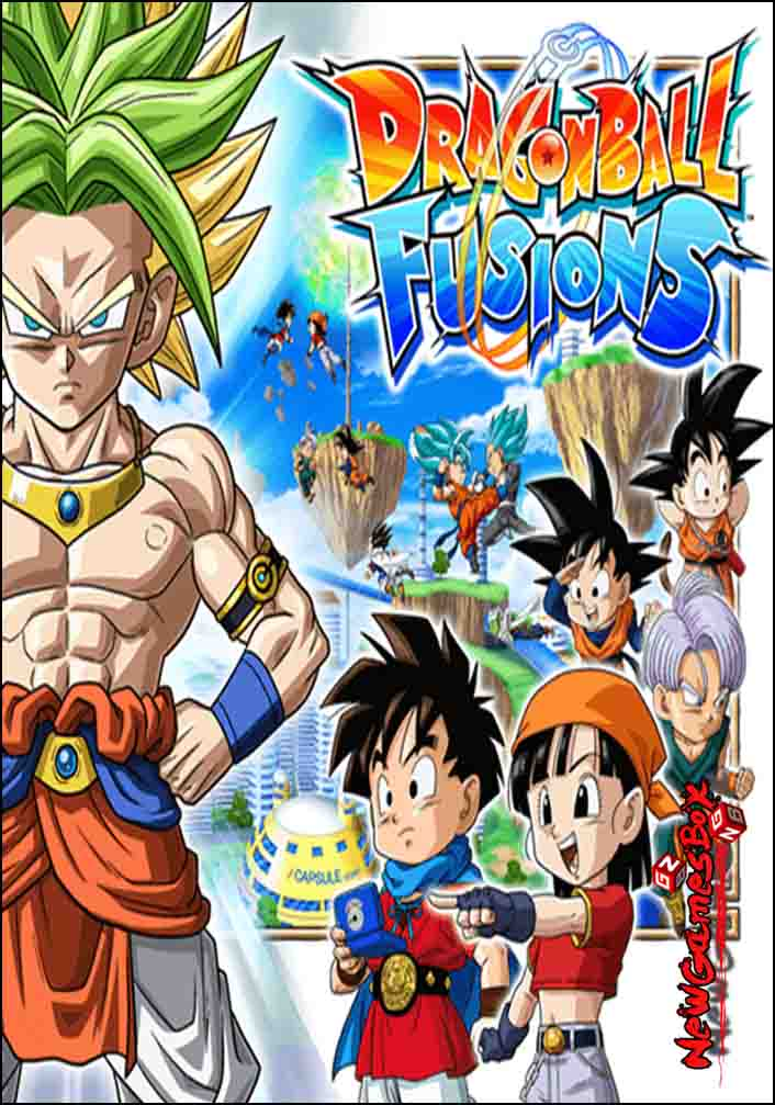 Dragon Ball Fusions Free Download