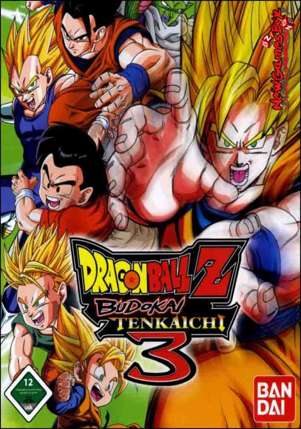 Dragon Ball Z Budokai Tenkaichi 3 Free Download