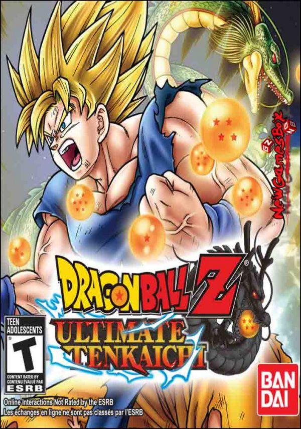Dragon Ball Z Ultimate Tenkaichi Free Download