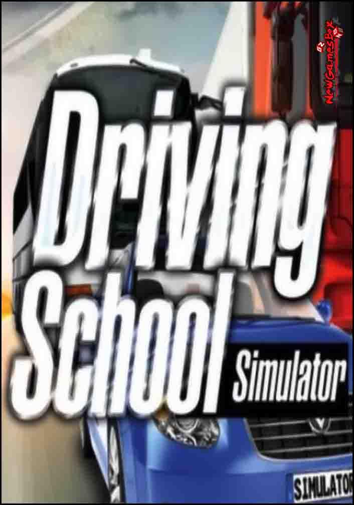 Driving School Simulator Free Download