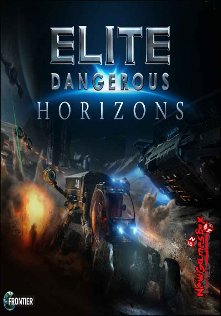 Elite Dangerous Horizons Free Download Full PC Setup