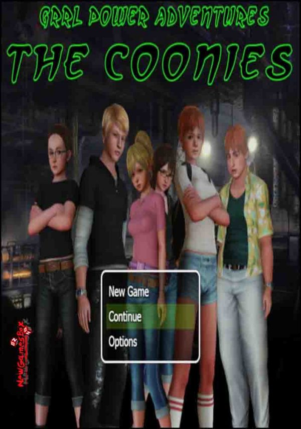 Grrl Power Adventures The Coonies Free Download