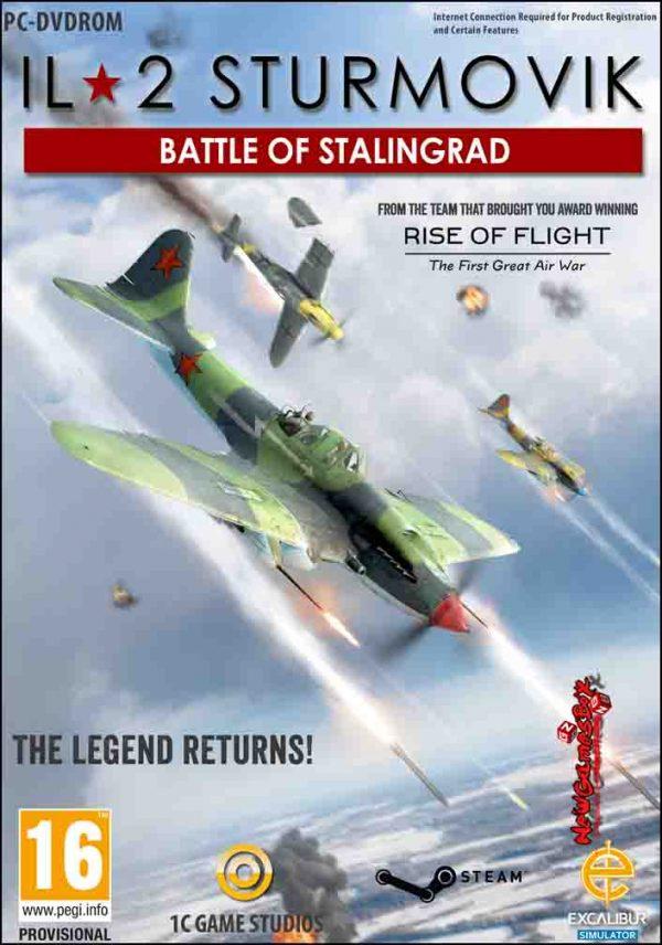IL 2 Sturmovik Battle Of Stalingrad Free Download