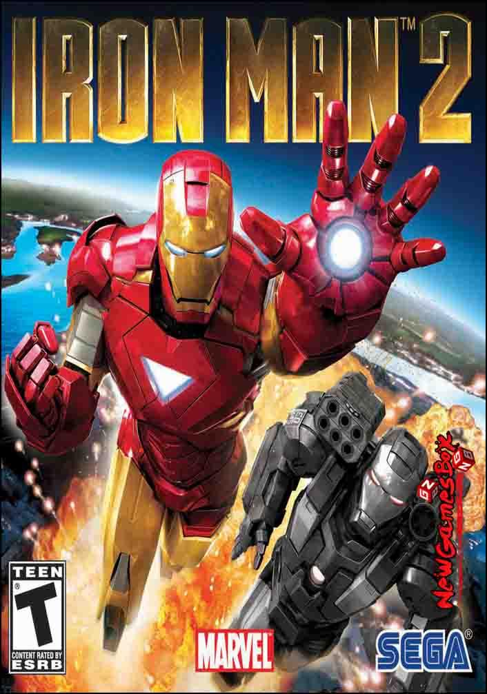Iron Man 2 Games Free