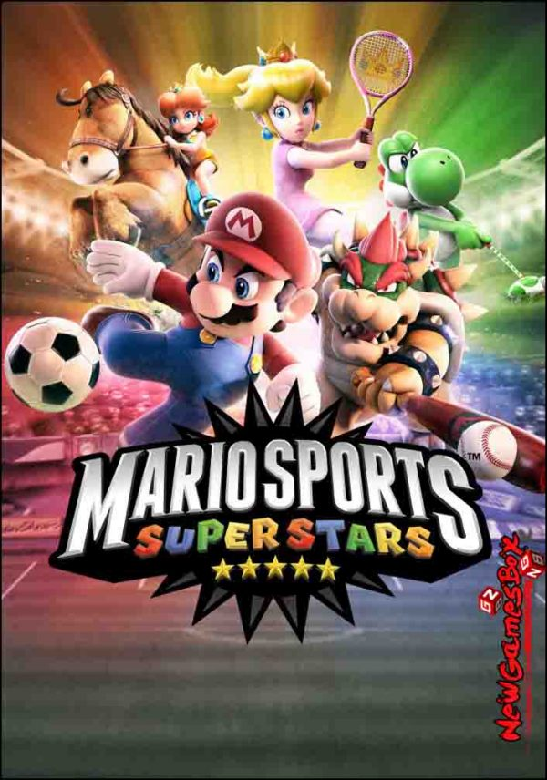 Mario Sports Superstars Free Download
